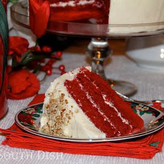 Mama's Red Velvet Cake