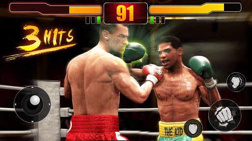 Boxing Game- Showtime for the world fighter star 3.1.0 screenshots 1