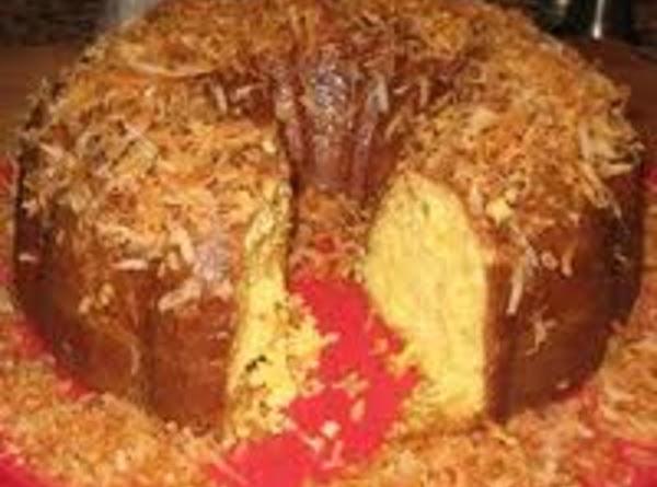 Pina Colada Cake For Cc Recipe