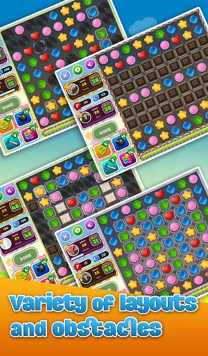 Candy Duels - Match-3 battles with friends 1.12.12 Mod screenshots 2
