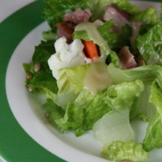 Lemon Dijon Salad Dressing
