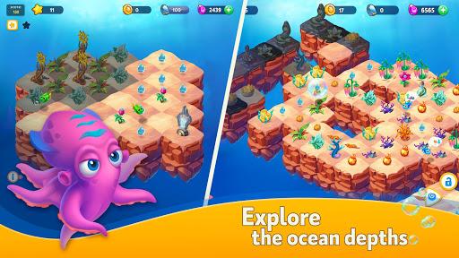 Sea Merge! 1.6.1 screenshots 2