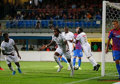 Antwerp verloor met 2-1 op het veld van Viktoria Plzen.