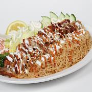 #11 Shawarma Platter