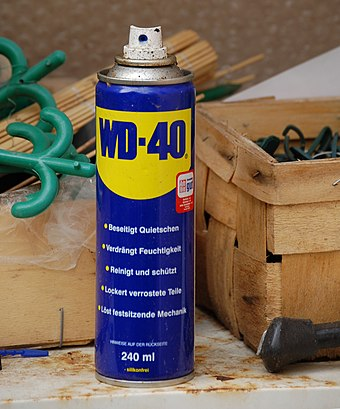 WD 40- Tradesecret - Intellectual Property related costs