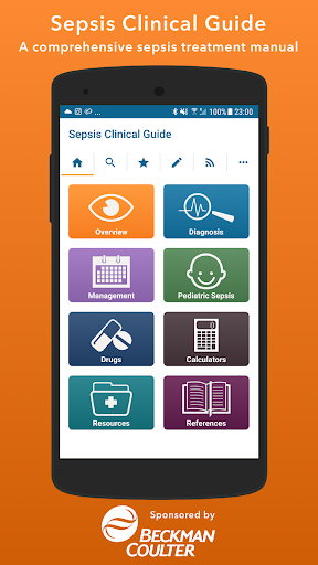 Sepsis Clinical Guide Apk 1