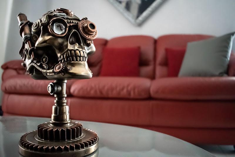 Home Skull Home di desideria maglione