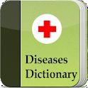 Diseases Dictionary & Treatments Offline icon