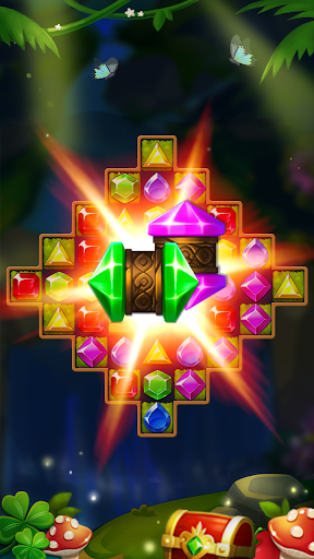 jewels forest : match 3 puzzle screenshot 3