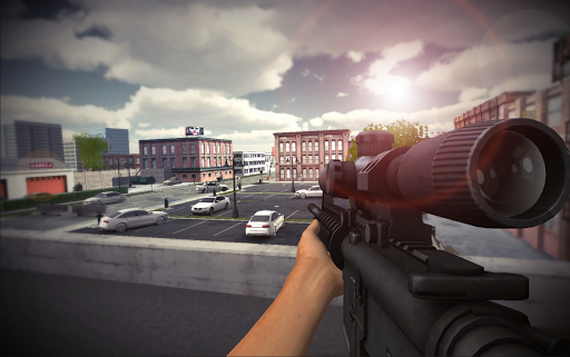 Zombie Elite Sniper