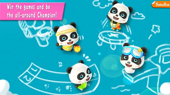 panda sports games for kids screenshot thumbnail - Sports Images For Kids