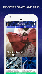 Whovian Amino for Doctor Who Fans & Whovians - náhled