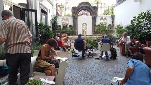 stage carnet d aquarelle Naples 2017_ J PAPA
