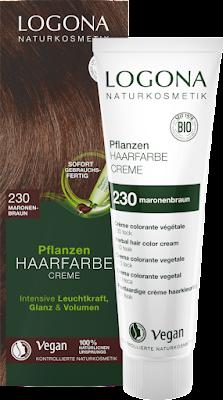 Herbal Hair Colour Cream 230 chestnut brown 150 ml