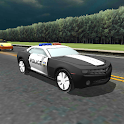 Police Highway Chase 3D icon