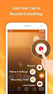 DU Recorder MOD (Ads Free) – Screen Recorder 1