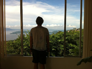 Photo: Tagaytay from Maryridge Convent