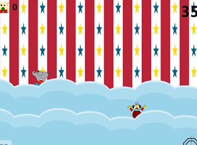 Clown Toss screenshot 3