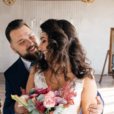 Wedding photographer Svyatoslav Zyryanov (Vorobeyph). Photo of 14.10.2018