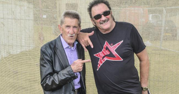 Paul Chuckle corrects panto blunder casting late brother Barry