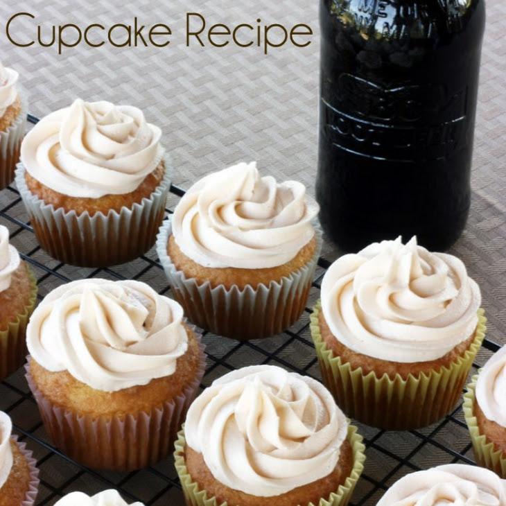 Root Beer Cupcake