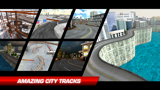 Drift Max City - Car Racing in City  screenshots 5