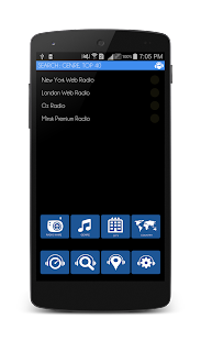 KryKey Premium Radio- screenshot thumbnail