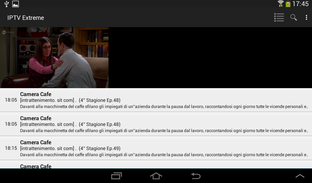 IPTV Extreme- screenshot