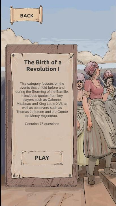 VoH The French Revolution- screenshot