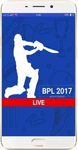 BPL 2017 Live (বিপিএল ২০১৭) - náhled
