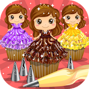 Game Glowing Doll cupcakes Cooking – Baking Chef APK for Windows Phone