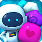 Little Odd Galaxy - Match 3 Puzzle Game icon