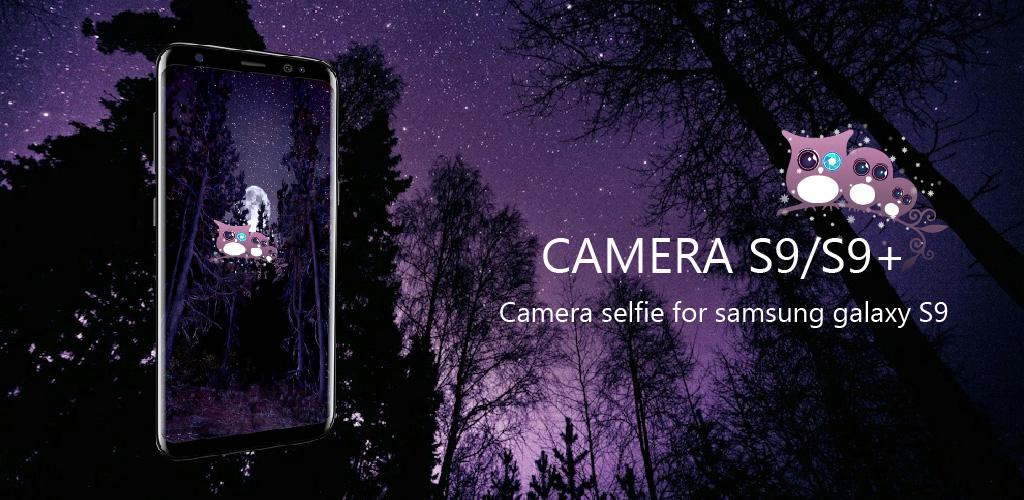 Download S9+ Camera - Photo Editor, Face Filter & Sticker APK latest