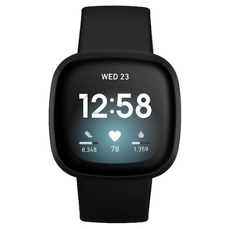 Fitbit Versa 3 - Smartklocka