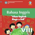 Bahasa Inggris Kelas 8 Kurikulum 2013 icon