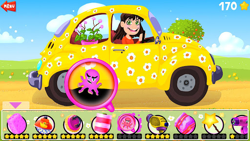 A FREE Car Wash Game - For Kids cheat screenshots 5