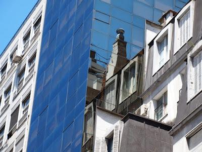 La città riflette ..se stessa di charlie0960