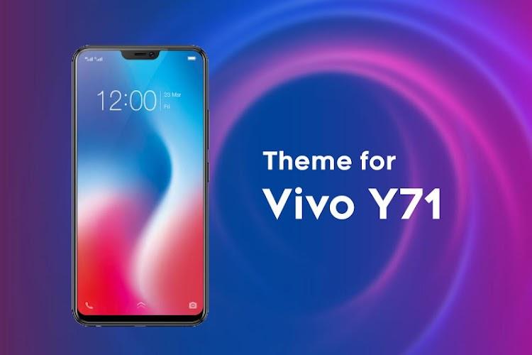 Vivo Y95 Launcher Apk