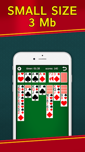 Classic Solitaire Klondike - No Ads! Totally Free! 2.05 screenshots 10