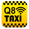 Q8 Taxi - Book taxi in Kuwait icon