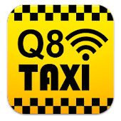 Q8 Taxi - Book taxi in Kuwait