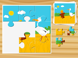 Screenshot of Duckling's Puzzles