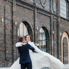Wedding photographer Anna Fedorova (annarozzo). Photo of 11.12.2018