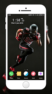 NFL Player Wallpaper - náhled