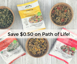 Path of Life coupon