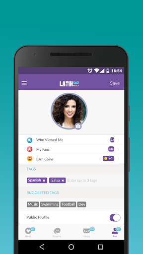 Latino-Dating-App