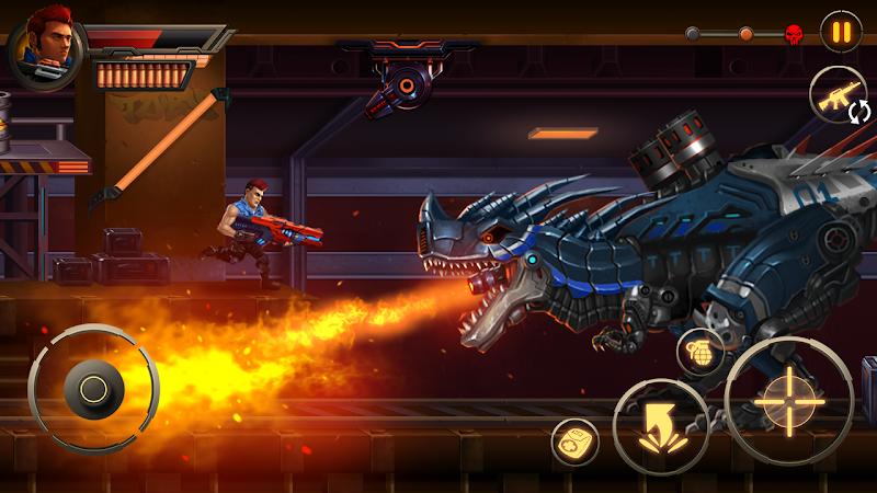 Metal Squad: Shooting Game Screenshot 5