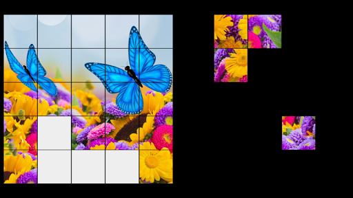 Butterflies Puzzle + Wallpaper