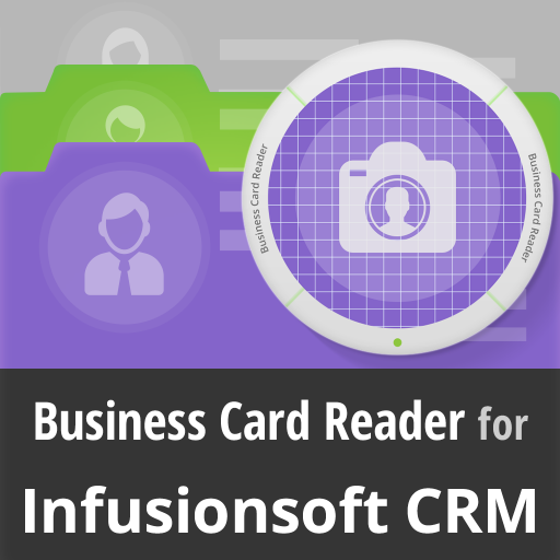 Business Card Reader For Infusionsoft Crm Apps Bei Google Play