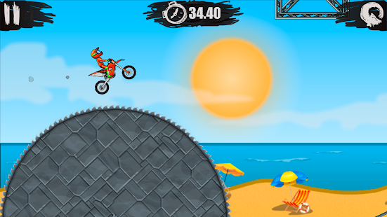 Moto X3M Bike Race Game- screenshot thumbnail